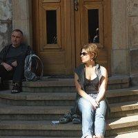 Уставшие туристы :: Ирина Татьяничева