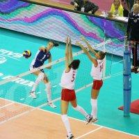 Волейбол. :: Дмитрий Иншин
