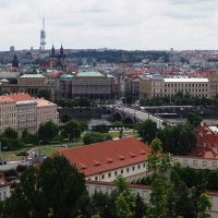 Прага в любое время года прекрасна :: Ирина ***