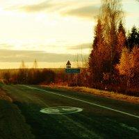 Осень :: Татьяна Васильева