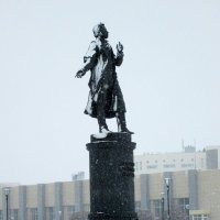 Памятник ПОЭТУ :: Геннадий Храмцов