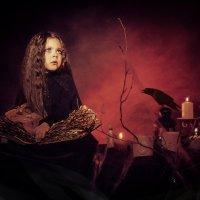 Маленькая колдунья :: Ксения(Salamandra) Смирнова