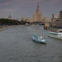 МОСКВА-РЕКА :: ВЛАДИМИР