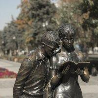"""Памятник """"Студенчеству"""" :: Андрей Абраменко"""