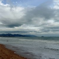 У моря. :: Чария Зоя
