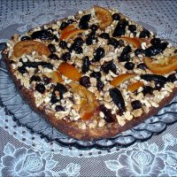 Традиционный яблочный пирог :: Нина Корешкова
