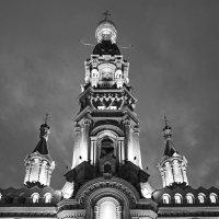 Ночь в Казани :: Valeriy(Валерий) Сергиенко