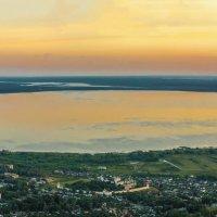 плещеево озеро восход :: юрий макаров