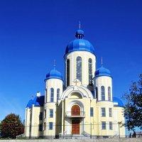Чернівці. церква святого Волоимира :: Степан Карачко