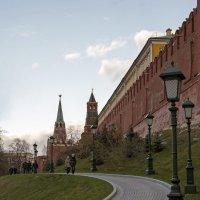 Кремлевская стена... :: Владимир Питерский