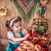 Приходите на чай :: Olga Berngard