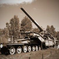 305-мм установка ТМ-3-12 :: Олег Фокичев