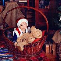 Новогодний подарочек :: Олеся Корсикова