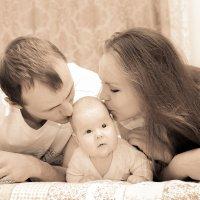 дети это цветы жизни :: Ксения Баркалова