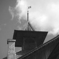 Дозорная башня. :: Андрий Майковский