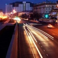 Город живых огней.... :: Александр | Матвей БЕЛЫЙ