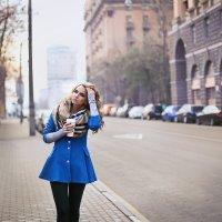 Городская штучка :: Татьяна Михайлова