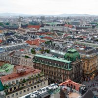 Вид на Вену... :: Илья Подоляко