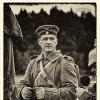 1916. Пулеметчик :: Виктор Перякин