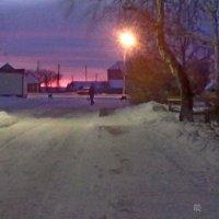 Морозный рассвет :: Григорий Кучушев