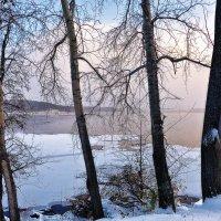 Неумолимо движется зима :: Стил Франс