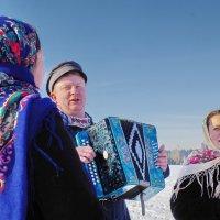 Первый парень на деревне :: Валерий Талашов