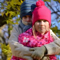 брат и сестра :: Natawa Levitskaja
