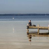 Озерная Ассоль... :: АндрЭо ПапандрЭо
