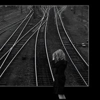 Найти свою дорогу.. :: Дмитрий . Вечный дождь .