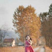 Веселая осень :: Olga Verenich