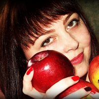 Яблочный романс :: Лариса Карпушина