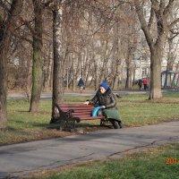 Осень :: Леонид Махов
