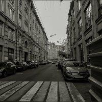 Улицы московские... Большой Златоустинский переулок... :: Наталья Rosenwasser
