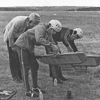 Авиамодельный спорт. Воздушный бой.2 :: Геннадий Храмцов