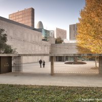 Can Framis Museum в Барселоне, Каталония :: Максим Апрятин