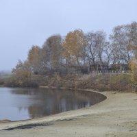 Пляж на Белой горе :: Леся Нуштаева