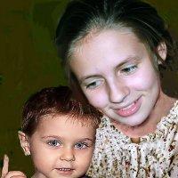 Брат и се6стра :: Юрий Хайкин
