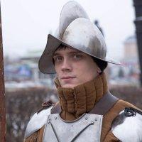 Польский оккупант.(1612 г.) :: Аркадий Шведов