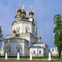 Верхотурский Свято-Троицкий собор. :: Андрей Ярославцев