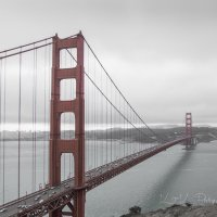 Золотые Ворота - Сан Франциско :: Mikhail K'maiki