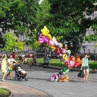 Одесские улицы :: Геннадий Беляков