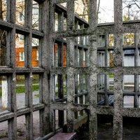 Детская площадка совкового периода... :: Сандродед