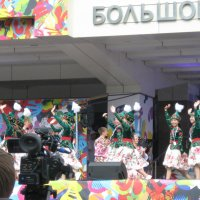 открытие фестиваля :: Лариса Андреевна Москаленко