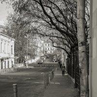 Улицы московские...Хохловский переулок :: Наталья Rosenwasser
