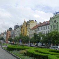 Вацлавская площадь, Прага :: Наиля
