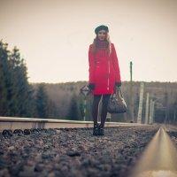 Железнодорожное путешествие Даши #5 :: Олег Козырев