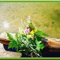 Весенний букетик в лучах солнца :: Лидия (naum.lidiya)