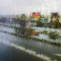 Дождь-импрессионист :: Алексей Окунеев