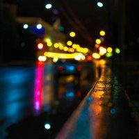 Огни ночного города :: Артем Калина