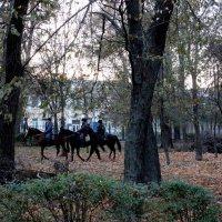 Конный патруль... :: Тамара (st.tamara)